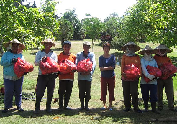 Kunjungan Renon Denpasar