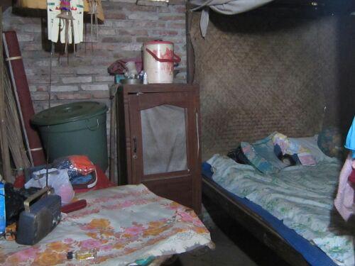 Men Balik, lansia miskin di Desa Pajahan, Pupuan, Tabanan