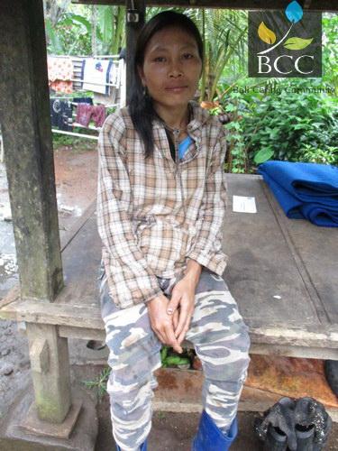 Kadek Artawan wife