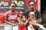 Wayan Sulitra family