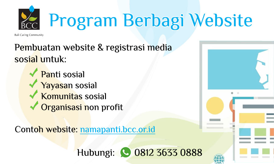 Program Berbagi Website